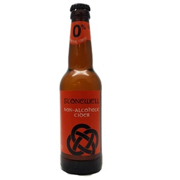 Stonewell Non-alcoholic Cider 33cl